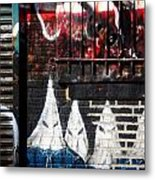 Bronx Graffiti - 3 Metal Print
