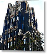 Bryant Park Hotel - Nyc Metal Print by Kimberly Perry