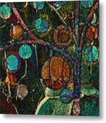 Bubble Tree - Spc01ct04 - Left Metal Print