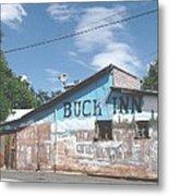Buck Inn Metal Print