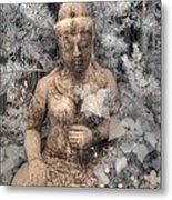 Buddha Nature Metal Print