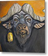 Buffalo Bells Metal Print