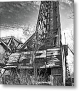 Buffalo Bridges 10624b Metal Print