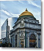 Buffalo Savings Bank 11415 Metal Print