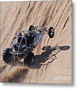 Buggy Climb Metal Print