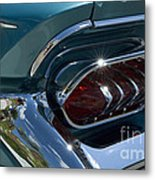 Buick Electra Tail Light Assembly Metal Print