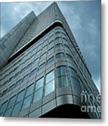Building And Sky Metal Print