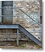 Building No. 3 Metal Print