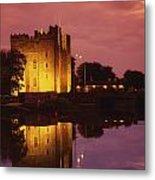 Bunratty, County Clare, Ireland Metal Print
