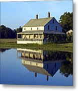 Burnham House Metal Print