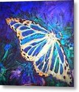 Butterfly Beauty 2 Metal Print