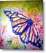 Butterfly Beauty 3 Metal Print