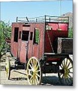 Bygone Transportation Metal Print