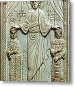 Byzantine Art Metal Print by Granger
