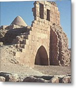 Byzantine Ruins Metal Print by Photo Researchers, Inc.