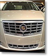 Cadillac . 7d9560 Metal Print by Wingsdomain Art and Photography