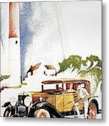 Cadillac Ad, 1929 Metal Print