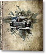 Cadillac Aldham Metal Print