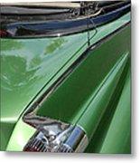 Cadillac Tail Fins Metal Print