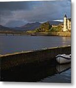 Caherciveen, County Kerry, Ireland The Metal Print