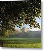 Cahir Castle Cahir, County Tipperary Metal Print