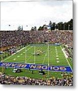 Cal  Memorial Stadium Metal Print by Icon Sports Media
