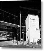 Caledonian Macbrayne Oban Ferry Terminal Scotland Uk Metal Print