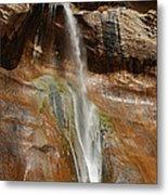 Calf Creek Falls Metal Print