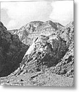 Calico Basin Metal Print
