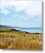 California Pacific Coast Highway - Forever Summer  Metal Print