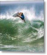 California Surfing 1 Metal Print