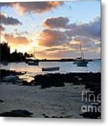 Calm Evening At The Cape Metal Print