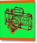 Camera 1c Metal Print