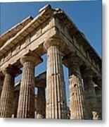 Campania Ruins Metal Print