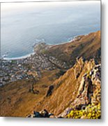 Camps Bay Metal Print by Fabrizio Troiani
