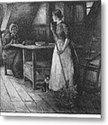 Canada: Daily Life, 1883 Metal Print