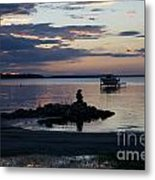 Canadian Sunrise II Metal Print