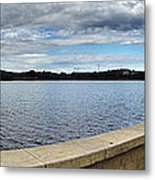 Canberra Foreshore Metal Print