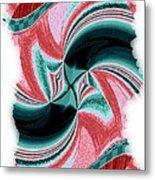 Candid Color 16 Metal Print
