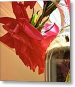 Candy Metal Print by Debbie Sikes