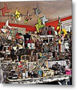 Candy Land Dreams Metal Print