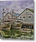 Cannery Hdr Metal Print