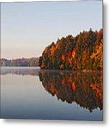 Canoe Lake  Algonquin Metal Print