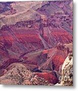 Canyon Colors 2 Metal Print