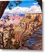 Canyon View IIi Metal Print