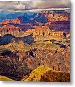 Canyon View Vi Metal Print