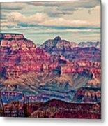 Canyon View Xii Metal Print
