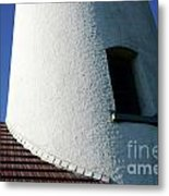 Cape Blanco Detail Metal Print