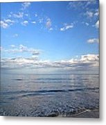 Cape Cod Summer Sky Metal Print by Juergen Roth