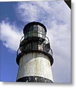 Cape Disappointment Lighthouse 001 Metal Print